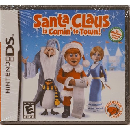 Santa Claus Is Coming To Town   Nintendo Ds Nintendo Ds