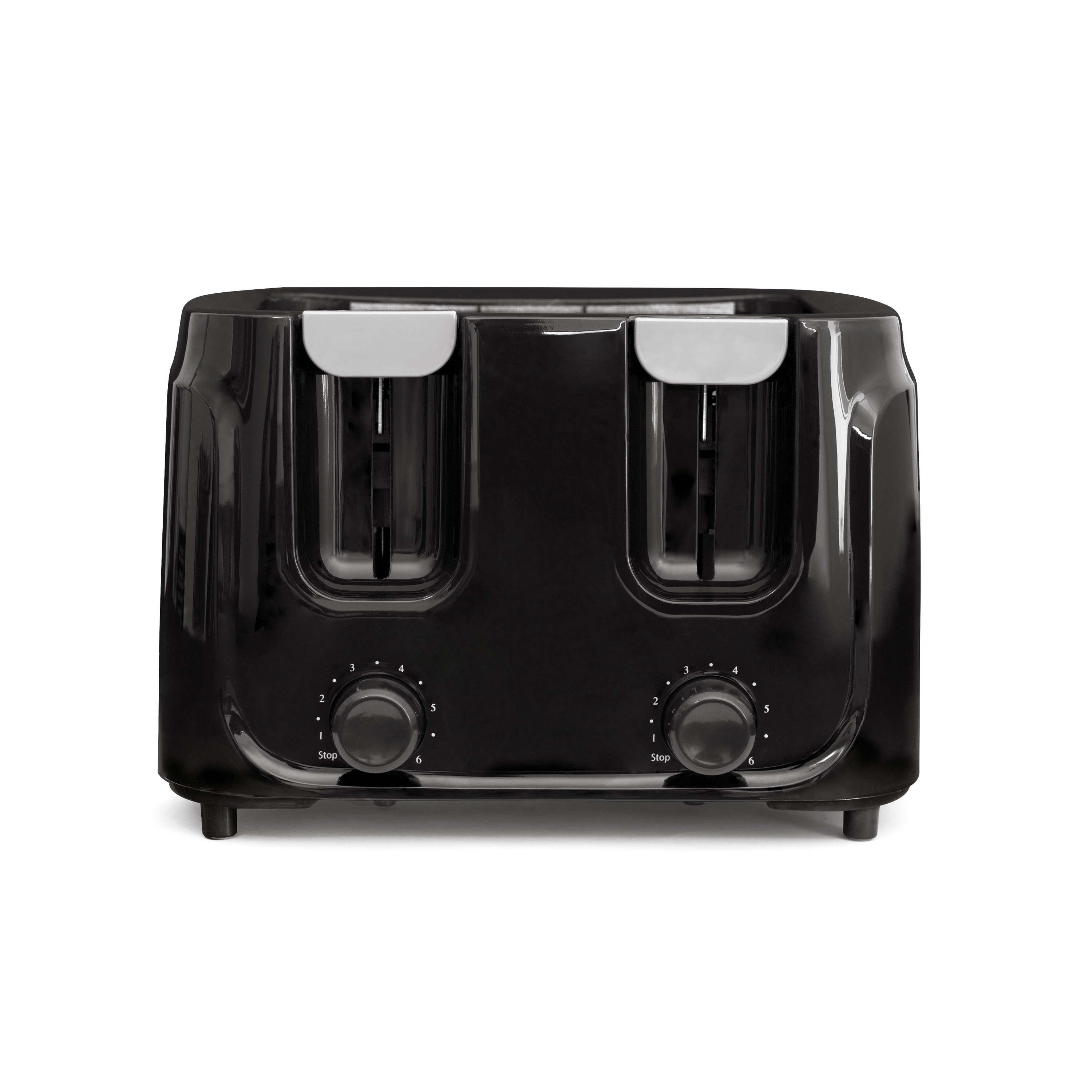 Mainstays Ms 4 Slice Toaster, Black