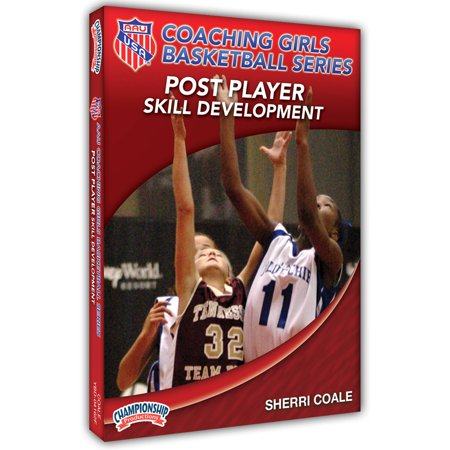 AAU Coaching Girls Basketball Series: Post Player Skill