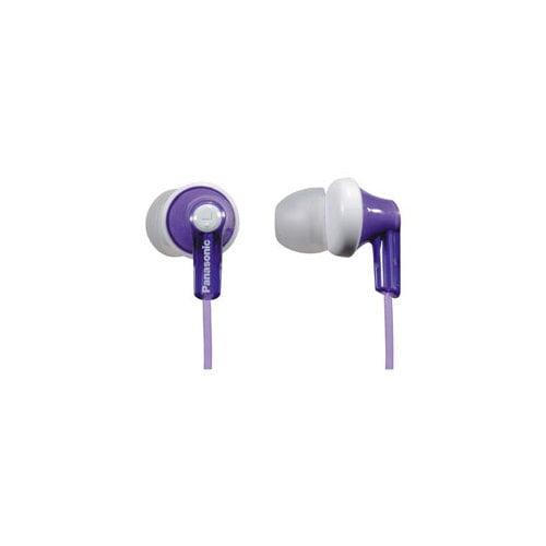 PANASONIC RP-HJE120-V HJE120 Earbuds (Violet)
