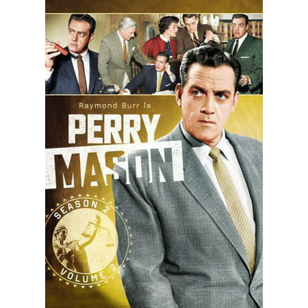 Perry Mason  Season 2 Volume 2