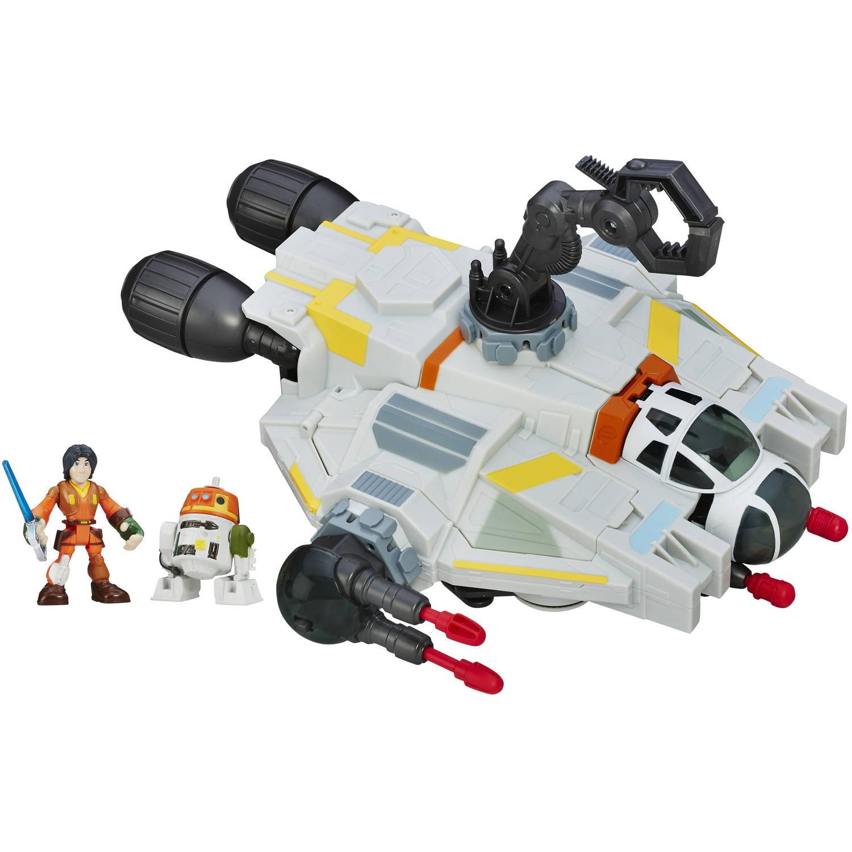 Playskool Star Wars Galactic Heroes Imperial at-at Fortress