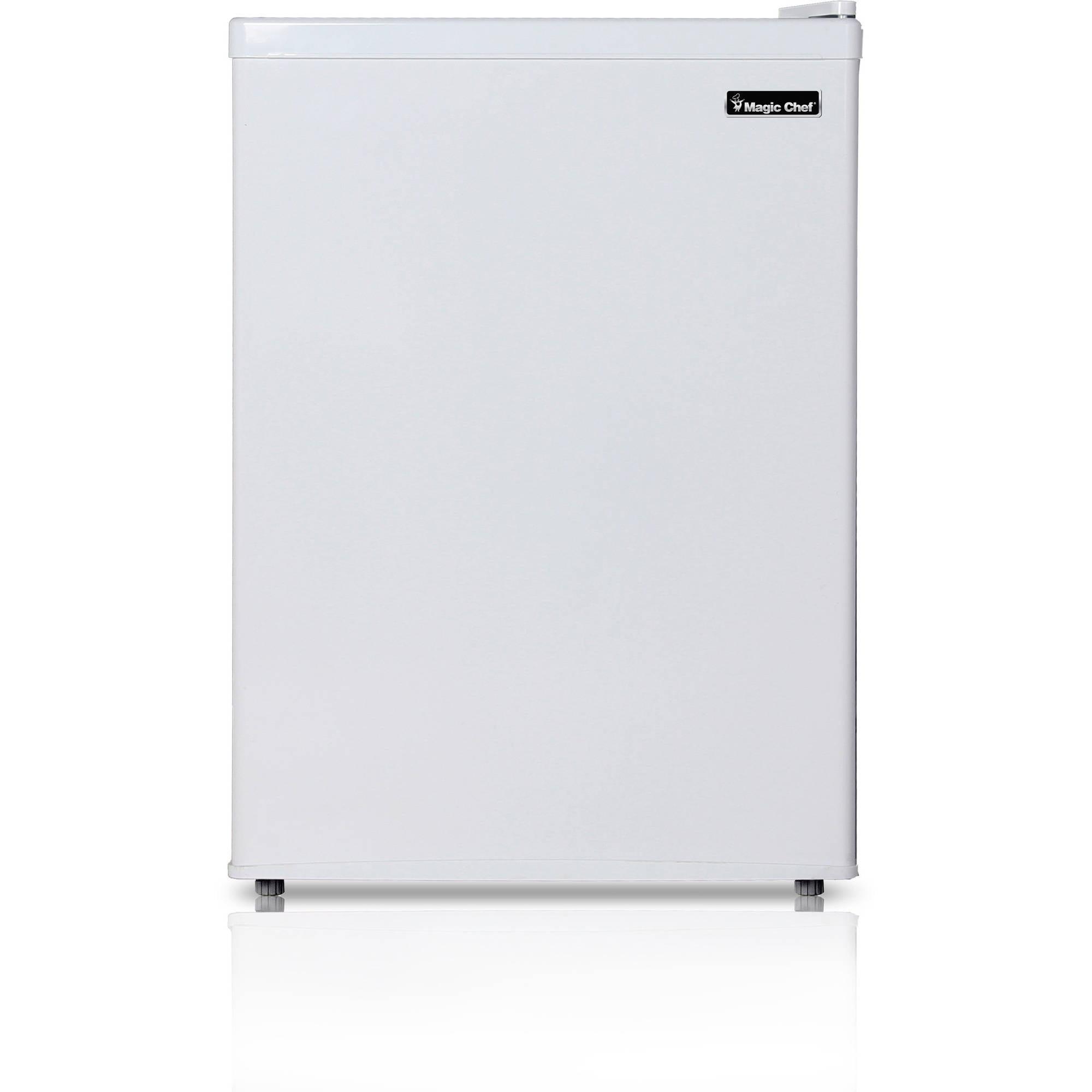 Magic Chef Kitchen Appliances Magic Chef 44 Cubic Foot Refrigerator Black Walmartcom