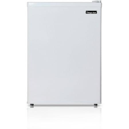 Magic Chef MCBR240W1 2.4-cu. ft. Refrigerator