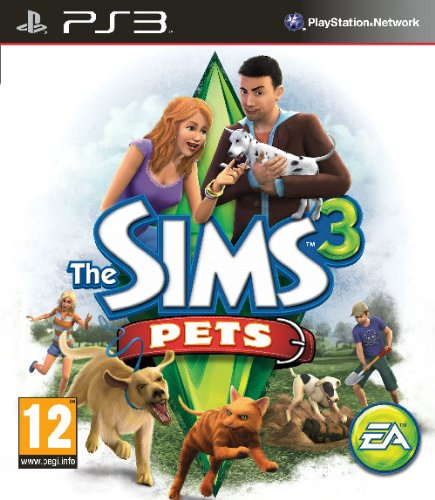 The Sims 3 Pets (PS3 Game) Sony PlayStation 3