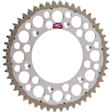 Renthal 520 Twin Ring Off Road Rear Sprocket - 1120-520-51GPSI