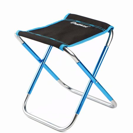 Costumes & Accessories Smart Outdoor Lightweight Aluminium Alloy Fishing Chair Portable Folding Backpack Camping Picnic Fishing Chair Beach Small Seat