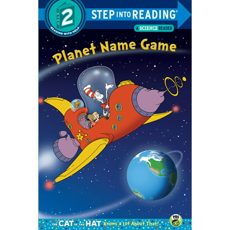 Astronomy Games (Planet Name Game (Dr. Seuss/Cat in the Hat))