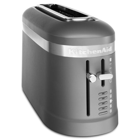 KitchenAid KMT3115DG 2 Slice Long Slot Toaster with High-Lift Lever, Dark