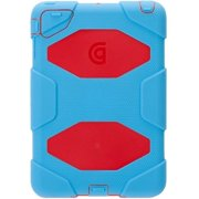 "Griffin Survivor for iPad mini - iPad mini - Polycarbonate, Silicone - 70.87"" Drop Height"
