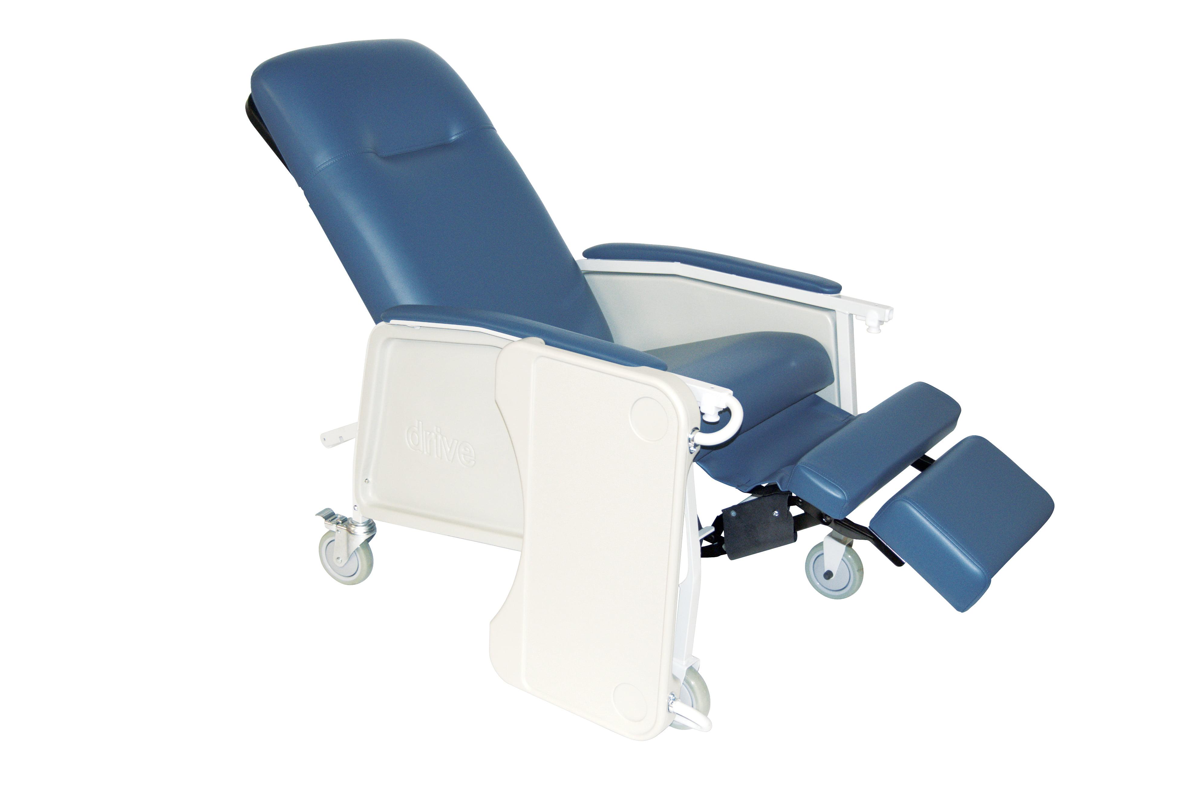 Drive Medical 3 Position Geri Chair Recliner - Walmart.com