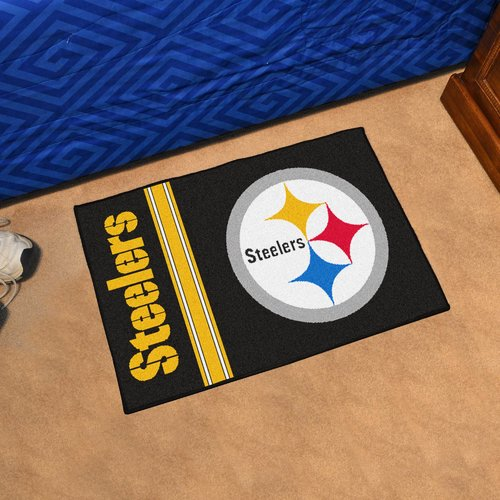 NFL Pittsburgh Steelers Starter Mat