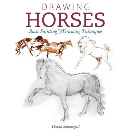 Drawing Horses: Basic Drawing and Painting Techniques