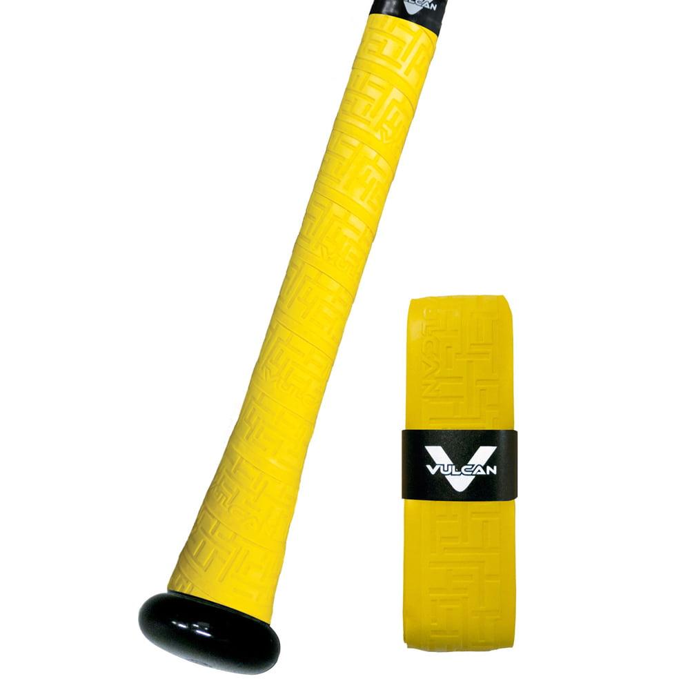 Vulcan 1.75mm Bat Grip / Yellow Gold