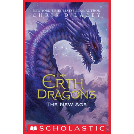 The New Age (The Erth Dragons #3) - eBook