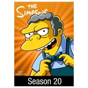 The Simpsons: Season 20 (2008) by