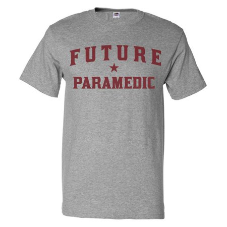 Future Paramedic T shirt Funny Paramedic Tee Gift