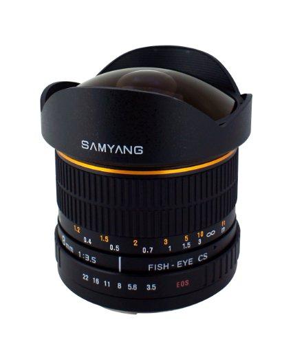 Samyang SY8M-S 8mm f3.5 Lens for Sony Alpha