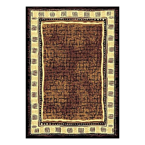 DonnieAnn AFSK1 African Adventure Animal Skin Area Rug