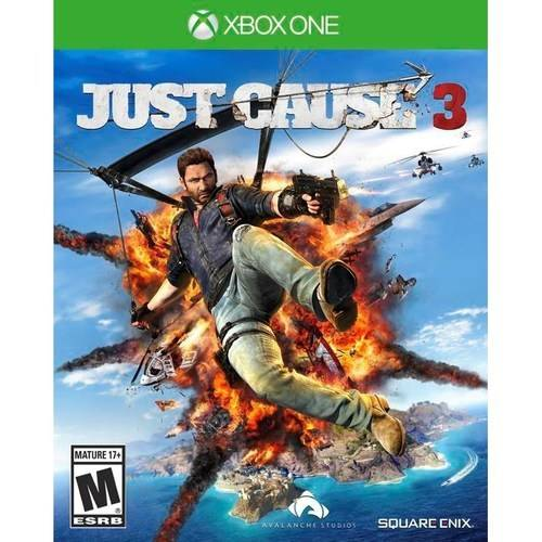 Just Cause 3 (Xbox One) Used by Avalanche Studios