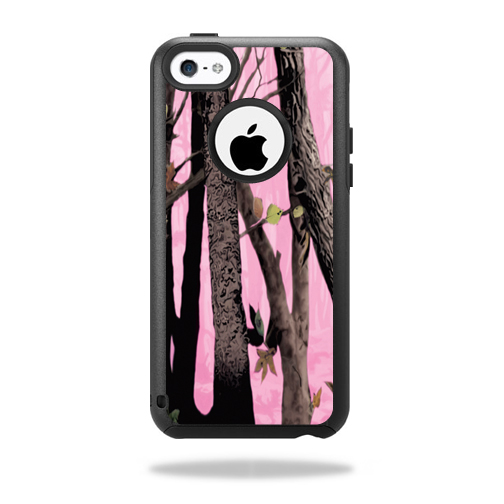 iphone 5c camo otterbox cases skin decal wrap for otterbox commuter iphone 5c pink 17421