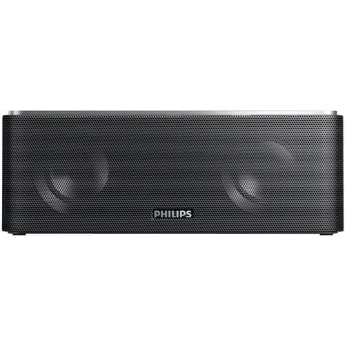 Philips SB365B/37 Bass-Reflex Bluetooth estéreo tecnología NFC altavoz + Philips en Veo y Compro