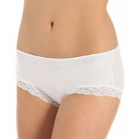 Women's Only Hearts 50840 Organic Cotton Hipster Panty