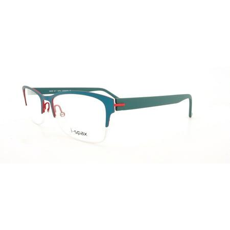 I-SPAX Eyeglasses FRANCES 16 Aqua 52MM - Walmart.com