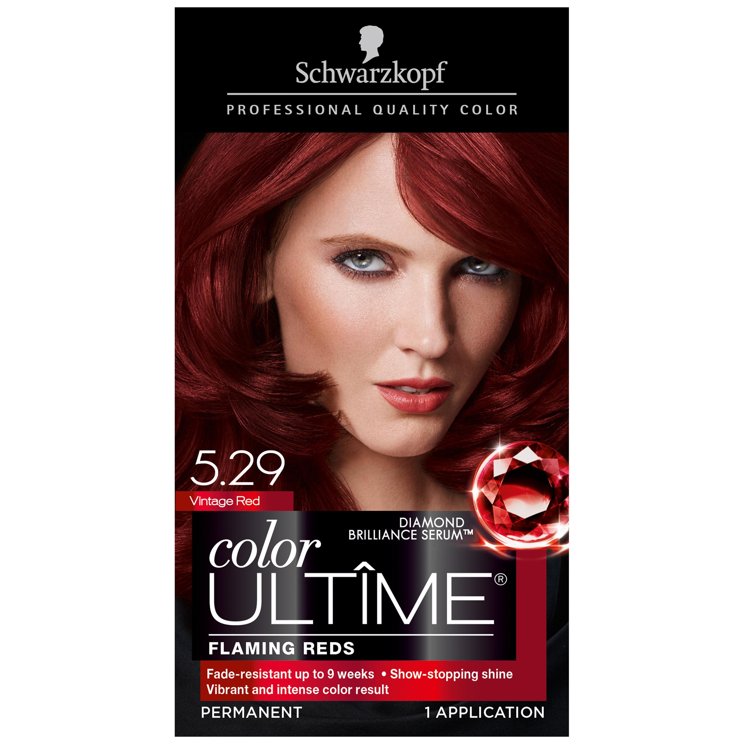Schwarzkopf Color Ultime Permanent Hair Color Cream 1 3