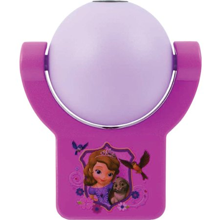Projectables Led Plug In Night Light  Sophia The First