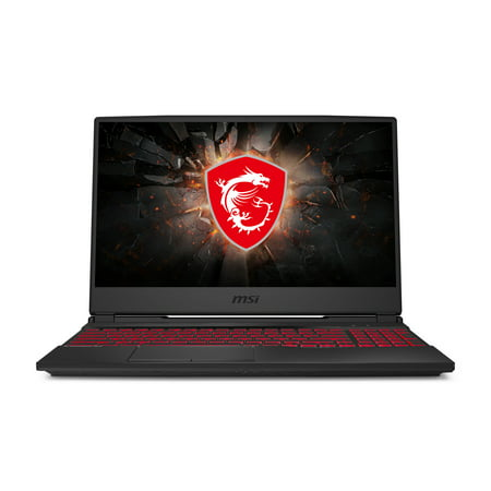 "MSI GL65 9SC-002 15.6"" Gaming Laptop, Intel Core i5-9300H, NVIDIA GeForce GTX 1650, 8GB, 512GB NVMe SSD"