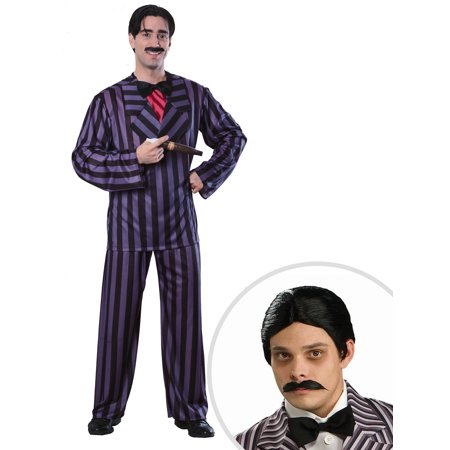 Addams Family Gomez Costume Kit Adult XL With - Family Costumes