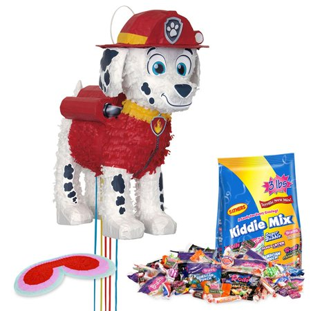 Paw Patrol Marshall Pinata Kit - Party Supplies
