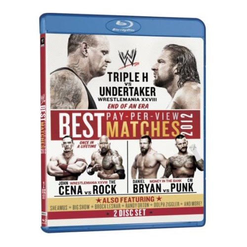 WWE: The Best Pay-Per-View Matches - 2012 (Blu-ray) (Full Frame)