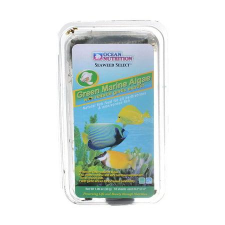 Ocean Nutrition Green Marine Algae Large (30 Grams)