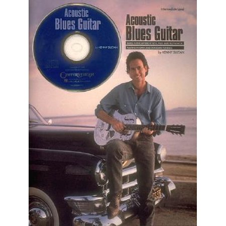 Acoustic Blues Guitar Book (Acoustic Blues Guitar )