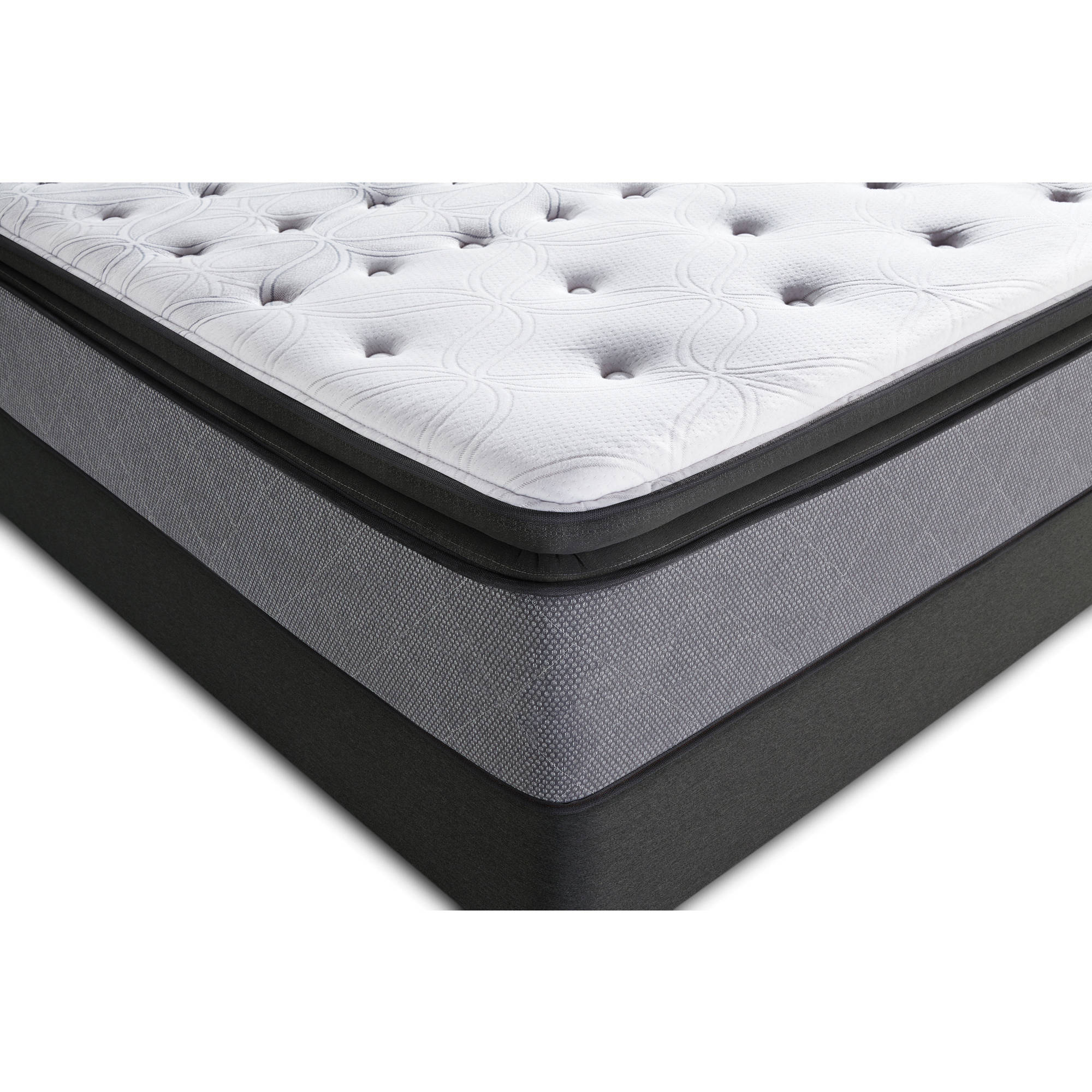 Sealy Posturepedic Plush Euro Pillowtop Chalone Mattress Walmart