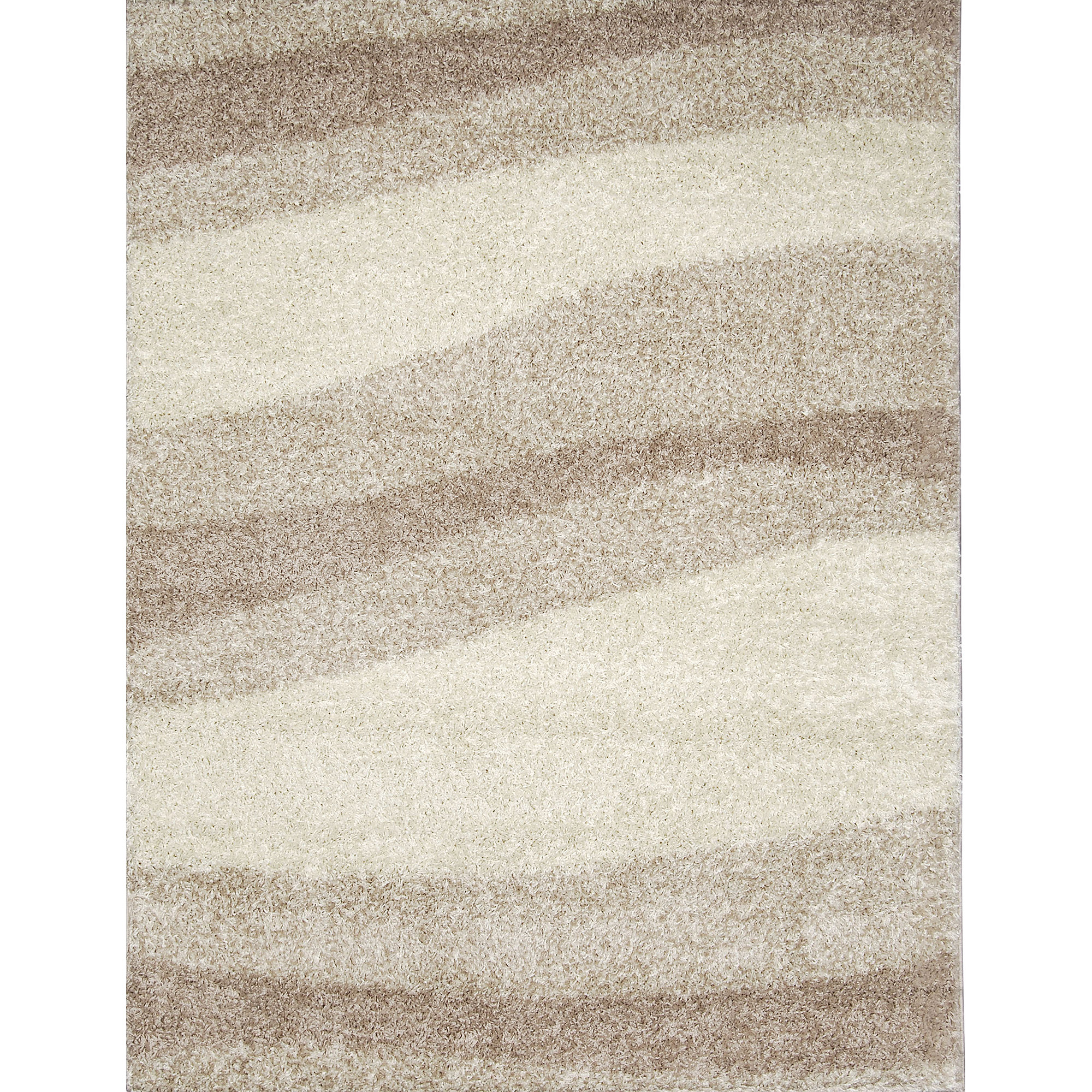 Home Dynamix Synergy Collection Ivory Beige Contemporary