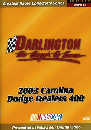 Nascar: 2003 Darlington 400 by TEAM MARKETING/WAX WORKS
