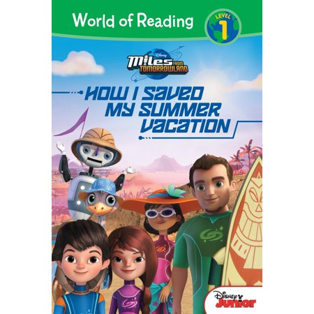 Miles from Tomorrowland: How I Saved My Summer
