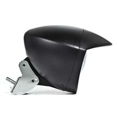 Kapsco Moto Motorcycle Custom Black Headlight Head Light For Suzuki Intruder Volusia VS 700 750 800 1400 1500 - image 1 of 6