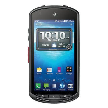 Kyocera DuraForce 4G Cell Phone Black (AT&T) KYOCERA CHARGER