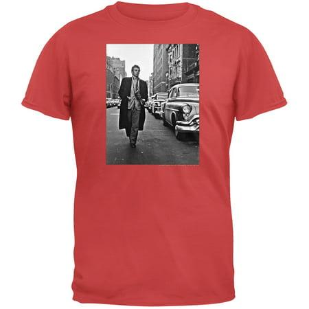 James Dean - NYC Camera SoftT-Shirt (James Dean Brille)