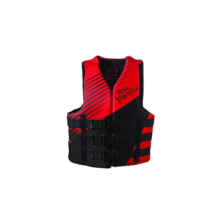 Full Throttle Rapid-Dry Life Vest, (Throttle Jacket)