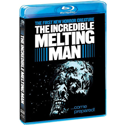 The Incredible Melting Man (Blu-ray) (Widescreen)