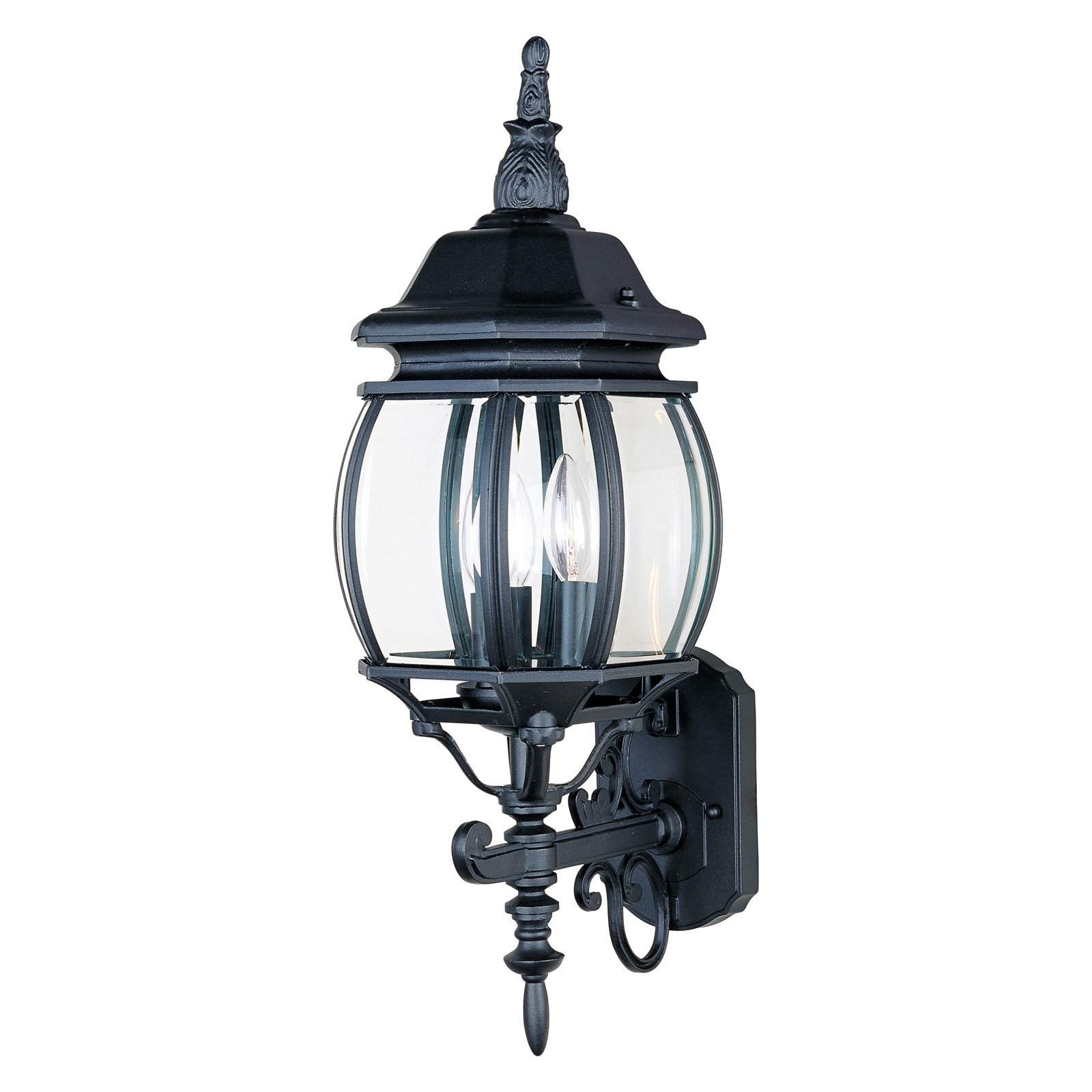 Maxim Crown Hill Outdoor Wall Lantern - 23.5H in.