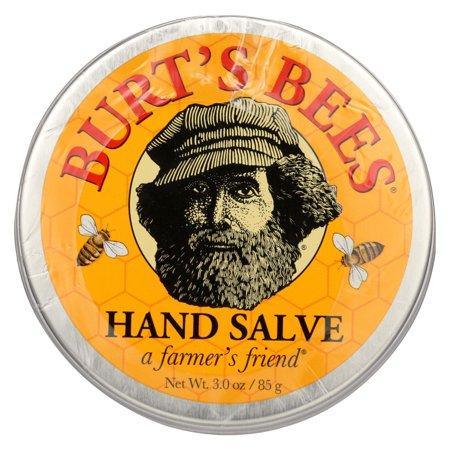 Burts Bees Hand Salve - 3 Oz Burts Bees Hand Salve - 3 OzCountry of origin :  USASize :  3 OZPack of : 1Product Selling Unit : each