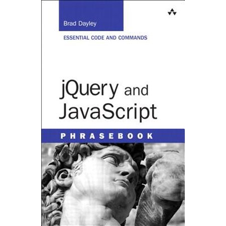 jQuery and JavaScript Phrasebook - eBook