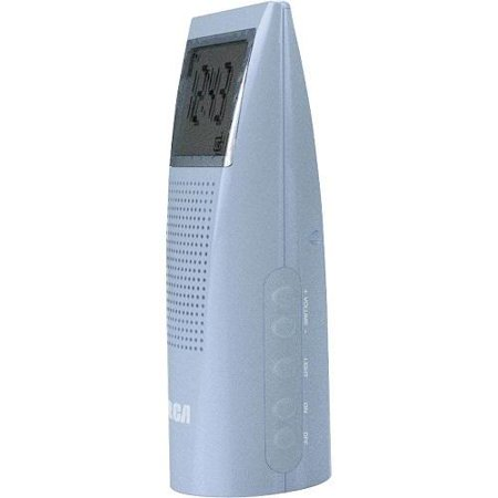 Rca Bathroom Clock Radio Blue