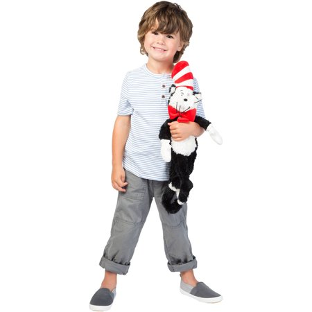 "Best Manhattan Toy Dr. Seuss Cat in the Hat 20"" Soft Plush Toy deal"